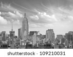 new york   march 6   empire... | Shutterstock . vector #109210031