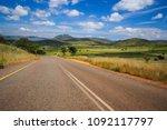 Scenic Route Near Graskop In...