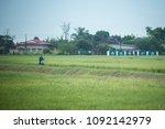 alor setar  kedah  malaysia   ... | Shutterstock . vector #1092142979
