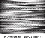 grunge halftone black and white ... | Shutterstock .eps vector #1092148844