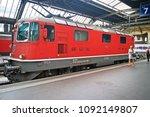zurich switzerland   aug. 24 ... | Shutterstock . vector #1092149807