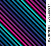 diagonal stripes seamless... | Shutterstock . vector #1092200957