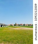 landscape in dresden   Shutterstock . vector #1092212009