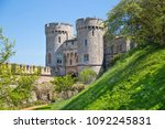 windsor  uk   may 5  2018 ... | Shutterstock . vector #1092245831