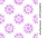 abstract geometric pattern.... | Shutterstock .eps vector #1092264824