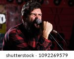 musician with beard and... | Shutterstock . vector #1092269579