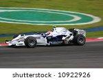 robert kubica 2008 | Shutterstock . vector #10922926