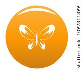 wide wing butterfly icon.... | Shutterstock .eps vector #1092311399