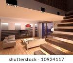 3d render of image  drawing... | Shutterstock . vector #10924117