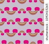 rainbow seamless pattern....