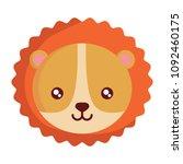 cute animals design | Shutterstock .eps vector #1092460175