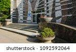 kolobrzeg  west pomeranian  ... | Shutterstock . vector #1092592064