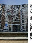 kolobrzeg  west pomeranian  ... | Shutterstock . vector #1092592451