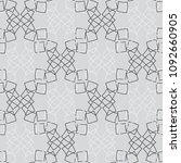 ornate diamond pattern....   Shutterstock .eps vector #1092660905
