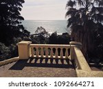 sunny day in park in sochi | Shutterstock . vector #1092664271