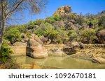 Balancing Rocks In Matobo...