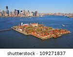 Ellis Island   Downtown...