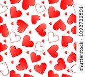 seamlessly vector wallpaper...   Shutterstock .eps vector #1092722501