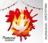 vector illustration of a...   Shutterstock .eps vector #1092757484