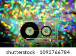 audio tapes for tape recorder... | Shutterstock . vector #1092766784