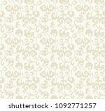 seamless light background with... | Shutterstock .eps vector #1092771257