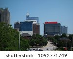 raleigh nc usa   5 11 2018 ... | Shutterstock . vector #1092771749