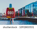 dublin  ireland   may 16th ... | Shutterstock . vector #1092803531