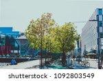 dublin  ireland   may 16th ...   Shutterstock . vector #1092803549