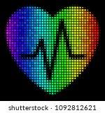 dot colorful halftone... | Shutterstock .eps vector #1092812621