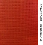 synthetic fabric red background | Shutterstock . vector #1092829529