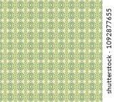green geometric pattern in... | Shutterstock . vector #1092877655
