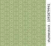 green geometric pattern in... | Shutterstock . vector #1092879941