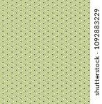 green geometric pattern in... | Shutterstock . vector #1092883229