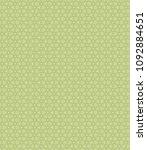 green geometric pattern in... | Shutterstock . vector #1092884651