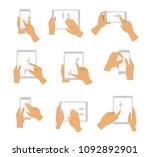 vector illustration of... | Shutterstock .eps vector #1092892901