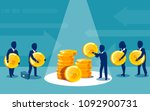 vector of group of... | Shutterstock .eps vector #1092900731