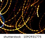 color magic line. abstract... | Shutterstock . vector #1092931775