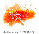 nice and beautiful sale... | Shutterstock .eps vector #1092933791