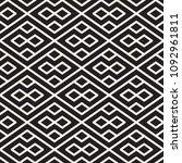 vector seamless pattern. modern ... | Shutterstock .eps vector #1092961811