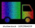 dot bright halftone shipment... | Shutterstock .eps vector #1092984059