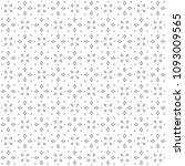seamless abstract black texture ... | Shutterstock . vector #1093009565