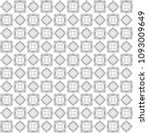 seamless abstract black texture ... | Shutterstock . vector #1093009649