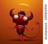 Little Red Devil  Vector 05