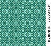 green geometric pattern in... | Shutterstock . vector #1093059269