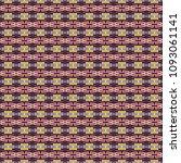 colorful geometric pattern in... | Shutterstock . vector #1093061141