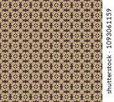 colorful geometric pattern in... | Shutterstock . vector #1093061159