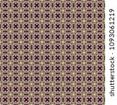 colorful geometric pattern in... | Shutterstock . vector #1093061219
