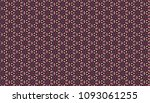 colorful geometric pattern in... | Shutterstock . vector #1093061255