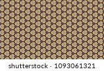 colorful geometric pattern in... | Shutterstock . vector #1093061321
