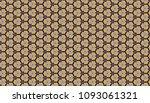 colorful geometric pattern in... | Shutterstock . vector #1093061321